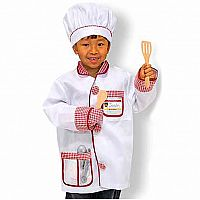 Chef Role Playing Costume Set