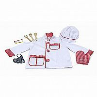 Chef Role Playing Costume Set Smart Kids Toys