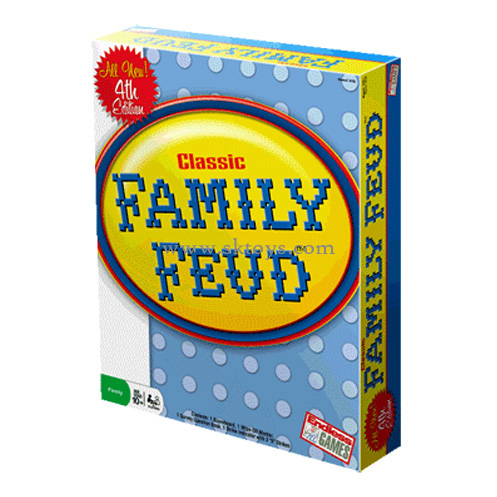family feud board game 4th edition smart kids toys