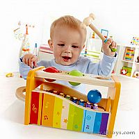 Hape Early Melodies Pound and Tap Bench