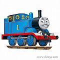 Thomas Shaped Foor Puzzle (24 pc)