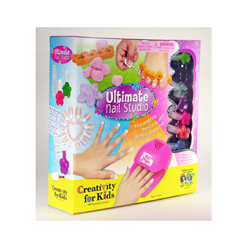 Barbie Ultimate Nail Dryer Set: Ultimate Nail Studio