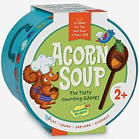 Acorn Soup Counting Game