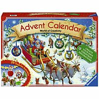Ravensburger World of Creativity Advent Calendar