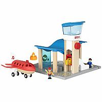 Brio Airport with Control Tower