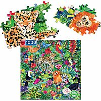 Amazon Rainforest 1000 Pc Puzzle