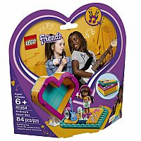 Lego Friends Andrea's Heart Box
