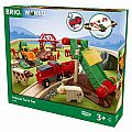 Brio Animal Farm Set