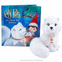 The Elf on the Shelf An Arctic Fox Tradition