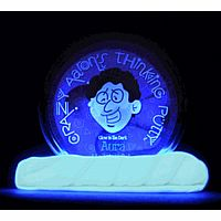 Aura Glow in the Dark Thinking Putty