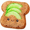 Mini Avocado Toast Squishable