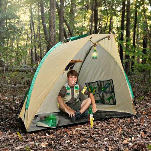 backyard safari base camp shelter smart kids toys