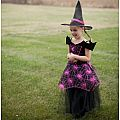 Bewitching Dress with Hat (5-6)