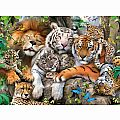 Big Cat Nap 200 XXL Pc Puzzle