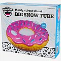 Big Snow Tube - Frosted Donut