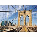 Brooklyn Bridge View 1000 Piece Puzzle