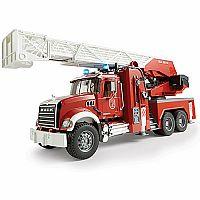 Bruder Mack Granite Fire Engine Smart Kids Toys