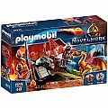 Playmobil Burnham Raiders Dragon Training