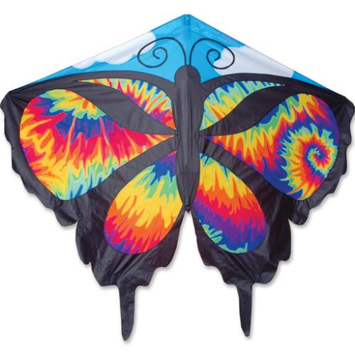 Premier Butterfly Tie Dye Kite Smart Kids Toys - premier kites