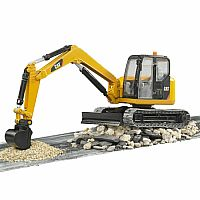 Bruder Cat Mini Excavator