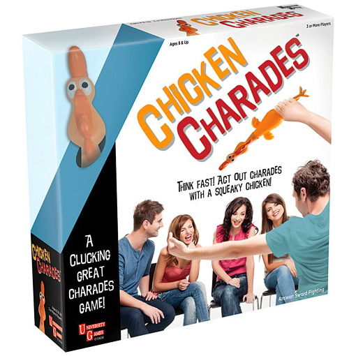 Chicken Charades Game Smart Kids Toys