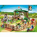 Playmobil Children's Petting Zoo