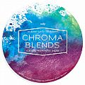Chroma Blends Circular Watercolor Pad