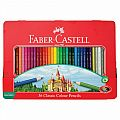 Faber-Castell Classic Pencil Tin 36 Ct