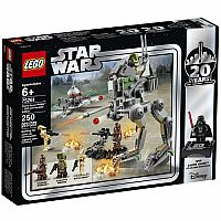 Lego Star Wars Clone Scout Walker 20th Anniversary Edition