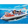 Playmobil Coastal Rescue Boat