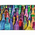 Colorful Bottles 1000 pc Puzzle