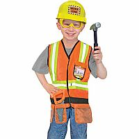 Construction Worker Role Play Set