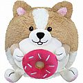 Corgi with Donut Mini Squishable