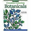 Creative Coloring - Botanicals