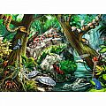 Creepy Crawlers 100 Piece Puzzle