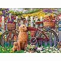 Cute Dogs 500 pc Puzzle