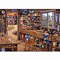 Dad's Shed 500 Pc Large Format Puzzle