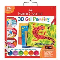 Do Art 3D Gel Painting