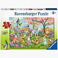 Egg Hunt 35 Piece Puzzle