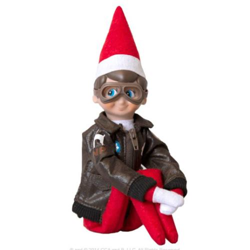 The Elf on the Shelf Aviator Jacket & Goggles - Smart Kids ...