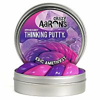 Epic Amethyst Hypercolors Thinking Putty