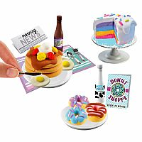 Fashion Angels 100% Extra Small Super Sweet Mini Clay Kits 5 Pack