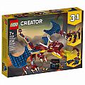 LEGO Creator 3in1 Fire Dragon