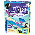 Geek & Co. Flying Ornithopters