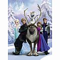 Disney The Frozen Difference 100 Pc Puzzle