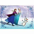 Frozen: Sisters Always 2 x 24 pc Puzzle
