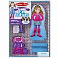 Fun Fashions Magnetic Dress Up Doll