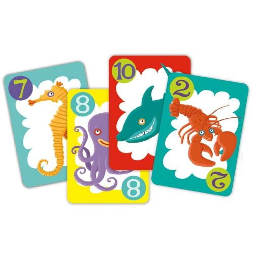 Go fish card game smart kids toys for Go fish game