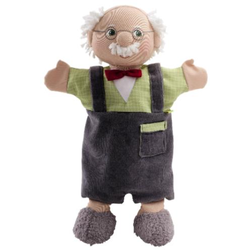 Haba Grandpa Glove Puppet Smart Kids Toys