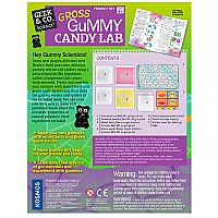 Geek & Co. Gross Gummy Candy Lab